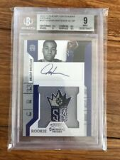 HASSAN WHITESIDE BGS MINT AUTO RC 2010-11 PLAYOFF CONTENDERS ROOKIE SP BLAZER