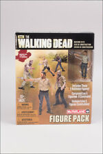 5 Figuren Pack #1 The Walking Dead Horror Building Set MBS 14521 McFarlane