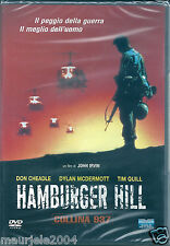HAMBURGER HILL collina 937 (1987) DVD NUOVO SIGILLA Tim Quill, Courtney B. Vance