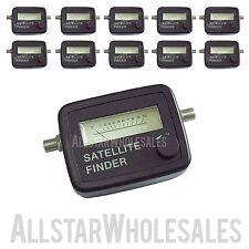 10x Satellite Finder SF-95 Signal Meter Satfinder - FTA Sat Directv Dish Network