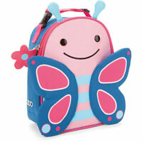 Skip Hop Zoo Lunchie Insulated Kids School Food Lunch Bag For Lunchboxes