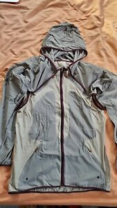 Rare NEW Nike Gyakusou cycling Running Jacket Rain sports detactable sleeves SzM