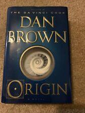 Origin By Dan Brown Hardcover