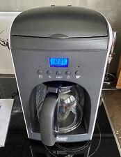 Russell Hobbs Filter Kaffeemaschine mit Anleitung Guter Zustand