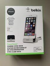 Belkin F8J045BT Lightning Lade/Sync-Dockingstation Apple iPhone