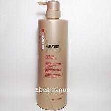 Goldwell Kerasilk Ultra Rich Keratin Care Shampoo liter 33.8 oz