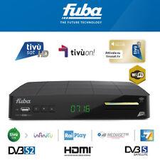 Fuba ODE716 WiFi HD Decoder + Tivusat HD SmartCard* – Watch Italian TV