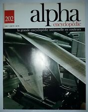 Encyclopédie Alpha - N°202 - La grande encyclopédie universelle en couleurs