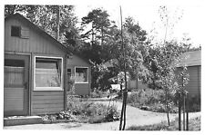 AK, Ostseebad Koserow Usedom, FDGB-Bungalows, 1966