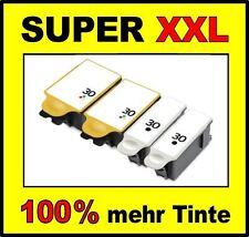 4 x cartouches pour KODAK ESP C110 C115 C310 C315 C330 C360 1.2 3.2/30bk 30c