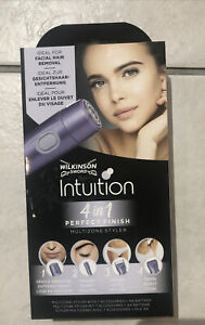 Wilkinson Sword 4-in-1 Intuition Perfect Finish Multi-Zone Styler