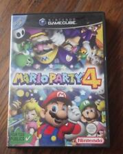 Jeu vidéo game cube pal Mario party 4 nintendo