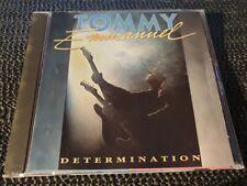 Tommy Emmanuel - Determination - 1991 Mega CD - Oz guitar rock blues