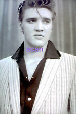 ELVIS PRESLEY YOUNG SEXY HUNK AT MILTON BERLE TV SHOW JUNE 1956 PHOTO CANDID