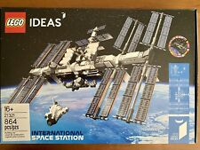 LEGO Ideas 21321: International Space Station 864 Piece ISS New In Box