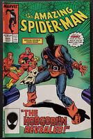 Amazing Spider-Man #289 NM- 9.2 Hobgoblin Revealed High Grade