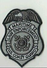 USCG badge patch Coast Guard black grey DSF DOG MSRT TACLET buy 2 get 1 free