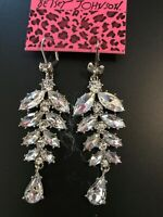 BETSEY JOHNSON  PAIR 0F EARRINGS BOUGHT AND SOLD IN USA