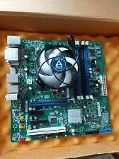 Intel i5 Quad Core CPU, LGA 1155 Motherboard and Cooler