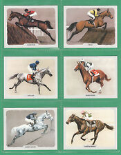 GDS  CARDS  -  SET  OF  L 20  GREAT   RACEHORSES  -  2003