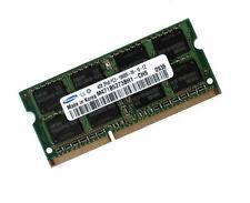 4GB DDR3 RAM Speicher Fujitsu Siemens ESPRIMO Mobile X9510 - Samsung 1333 MHz
