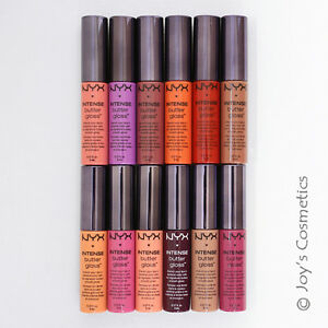 "1 NYX Intense Butter Lip Gloss - IBLG  ""Pick Your 1 Color""    *Joy's cosmetics*"