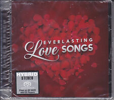"""""""Everlasting Love Songs"""" Stereo Hybrid SACD Diana Ross Roxette Foreiger Chicago"""