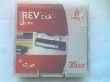 Iomega REV disque 35 Go PC Formatée (occasion) - B.