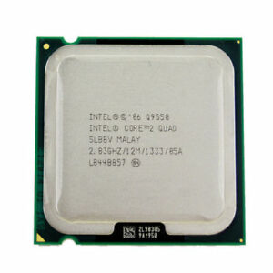 FRA Intel Core 2 Quad Q9550  (12M Cache, 2.83 GHz, 1333 FSB) Socket 775