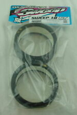 Sweep Racing Kyosho Inferno 1/8th GT2 55Deg EXP Treaded Tires w/Soft Full-Face