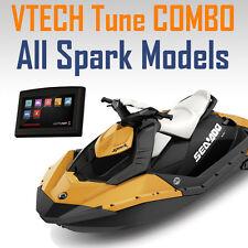 Sea Doo Spark V-Tech Maptuner X Tune Bundle