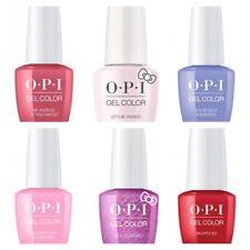 OPI Gel color Soak-off Gel Nail Polish Lacquer 15ml Bottles