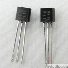 NEW Toshiba Vintage JFET 2SK170 BL / 2SJ74 BL 1Pair