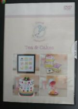 Cutting Craftorium Tea and Cakes Instructional DVD Video