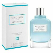 Gentlemen Only Fraiche By Givenchy Eau de Toilette For Men's 3.3 oz 100 ML