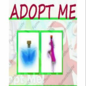 ROBLOX ADOPT ME - 1 X FLY POTION AND 1 X FLY POTION. TO FEED YOUR PET