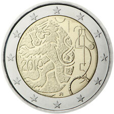 Finland / Finnland - 2 Euro Finland the right to issue banknotes and coins