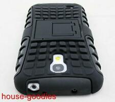 Matte Mobile Phone Fitted Cases/Skins for Samsung with Kickstand