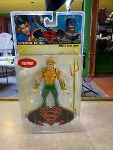 2009 DC Direct Batman vs Superman Search For Kryptonite AQUAMAN Figure MOC