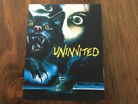 Uninvited (Blu-ray Disc, Vinegar Syndrome, Rare OOP Slipcover, Classic Horror)