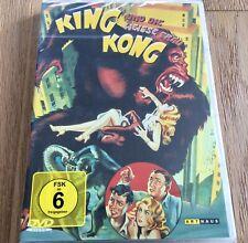 King Kong und die weiße Frau (1933) * DVD * Klassiker Abenteuerfilm * Neu OVP!