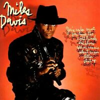 "MILES DAVIS ""YOU'RE UNDER ARREST"" PREMIUM QUALITY USED LP (VG+/EX)"