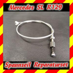 Mercedes Benz SL R129 Verdeck Spannseil wie Original Part A 129 770 25 49