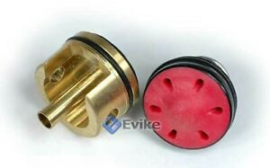 Airsoft Element Ball Bearing Piston Head With Silent V2 Cylinder Head AEG Parts