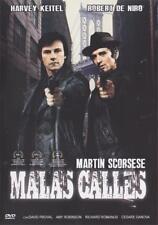 MALAS CALLES. dvd.  Martin Scorsese