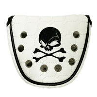 Skull Golf Putters Headcover Golf Club Head Covers for