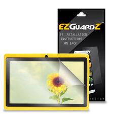 "2X EZguardz LCD Screen Protector Skin Cover HD 2X For iRulu eXPro Mini 7"" Tablet"