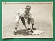 1950's BASEBALL PLAYER FELIPE MUÑECA ITURRALDE ORIGINAL BLACK AND WHITE PHOTO 5