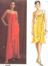 Tom and Linda Platt Vogue American Designer V 2847 Pattern Size A (6 8 10)