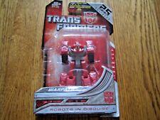 Transformers Universe 25 Years WARPATH MISB